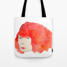 Fire Head Tote Bag