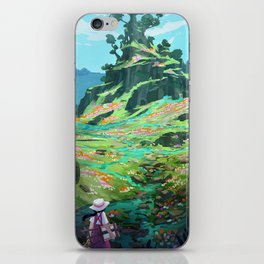 Summer Memories iPhone Skin