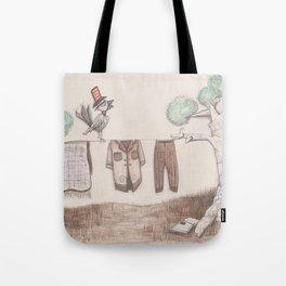 A bird Tote Bag