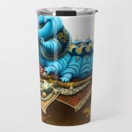 The Caterpillar Travel Mug