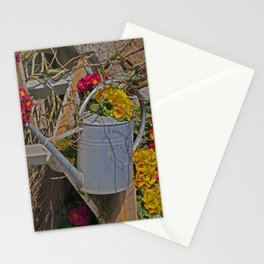 wake up Spring in Laupheim Stationery Cards