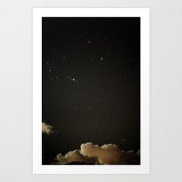stillNIGHT Art Print