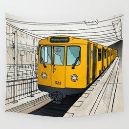 U-Bahn Wall Tapestry