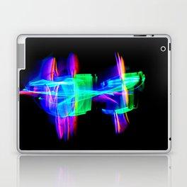 RAINBOW GLOW Laptop & iPad Skin