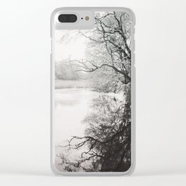 The Wise Trees Clear iPhone Case