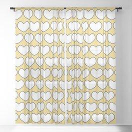 Sunshine & hearts Sheer Curtain