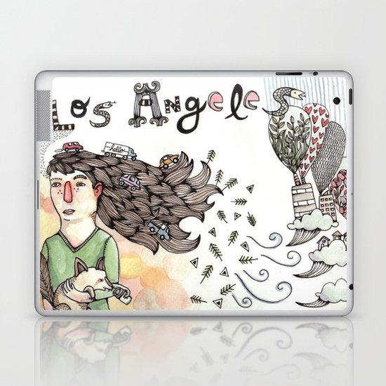 Los Angeles Laptop & iPad Skin