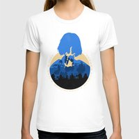 bioshock infinite T-shirts featuring Bioshock Infinite Elizabeth by Bill Pyle