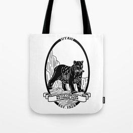 Bryce Canyon Emblem Tote Bag