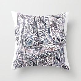 20110825 _2 _GIMP Throw Pillow