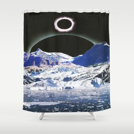 The Universe Tonight Shower Curtain