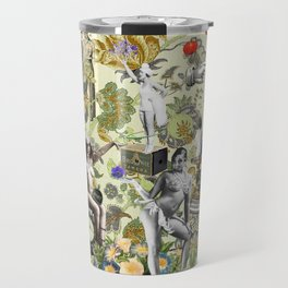 The Muse is Here Travel Mug