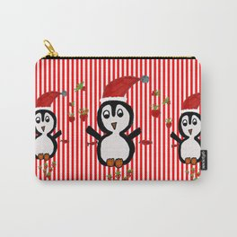 My Penguin | Christmas Spirit Carry-All Pouch