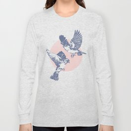 Sparrows II Long Sleeve T-shirt