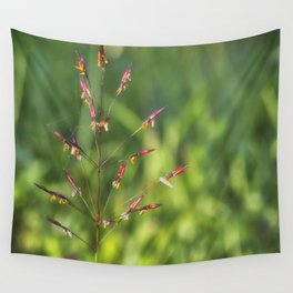 Wild grass Wall Tapestry