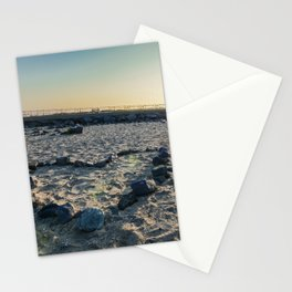 Sunrise at Barnegat Light Stationery Cards