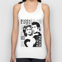 grease Tank Tops featuring Grease by megpatton2