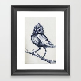 Do not kill the mockingbird Framed Art Print