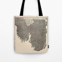 Honeycomb Frame Tote Bag
