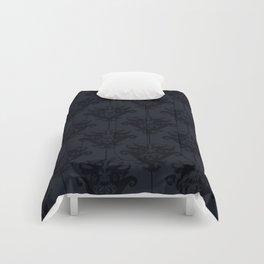 Gothic Damask - Dark Comforters