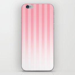 Gradient Stripes Pattern pw iPhone Skin