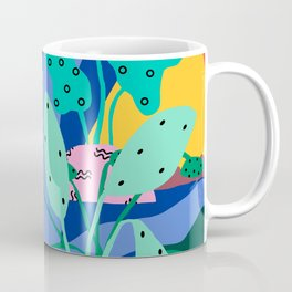 River Plants 1 Coffee Mug