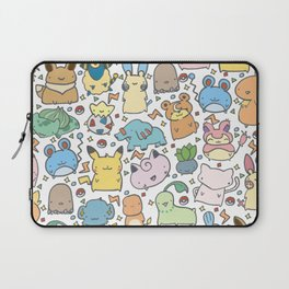 Kawaii Pokémon Laptop Sleeve