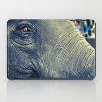 thailand iPad Cases featuring thailand by nosoulrobot