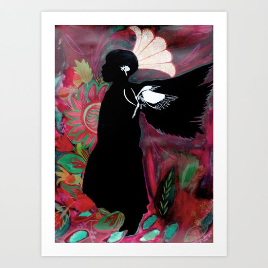 Florence Divine Art Print