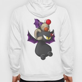 Moogle and Mr. Imp Friends Forever Hoody