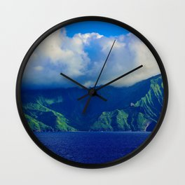 Mysterious Land Wall Clock