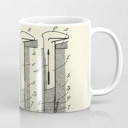 Railroad Spike-1950 Coffee Mug