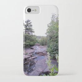 Creek Hike iPhone Case