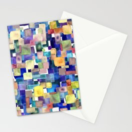 Under the Deep Blue Sea Stationery Cards