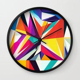 MOSTLY GOOD THINGS Wall Clock