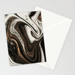 Melted Alps Stationery Cards