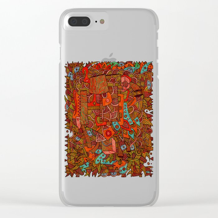 - antiques - Clear iPhone Case