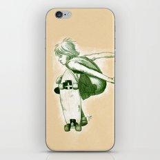 Rider II iPhone & iPod Skin