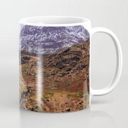 Mount Snowdon, Wales. Coffee Mug