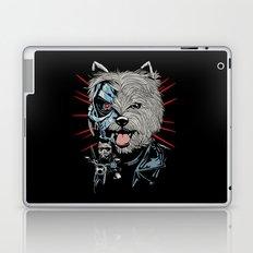 THE TERRIERMINATOR Laptop & iPad Skin