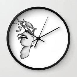 """""""warrior"""" Wall Clock"""