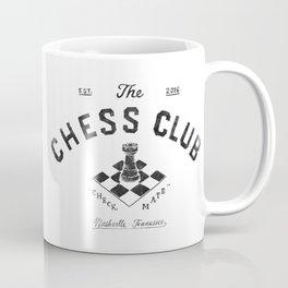 Chess Club Coffee Mug