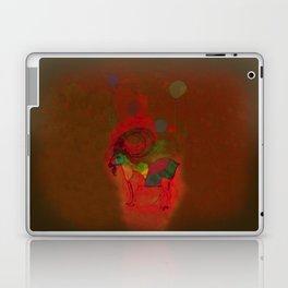 peaceful and happy Laptop & iPad Skin