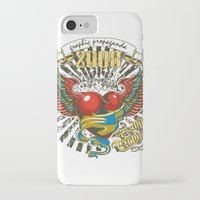 propaganda iPhone & iPod Cases featuring Graphic propaganda by Tshirt-Factory