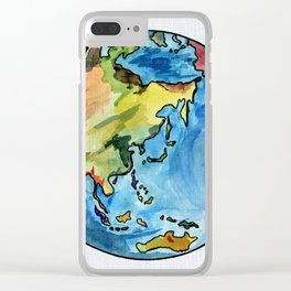 Mobilis Clear iPhone Case
