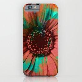 Lysergic Flower iPhone Case