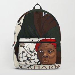 Harriet Tubman Illustration Backpack