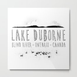 Duborne Metal Print