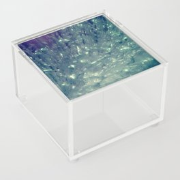 Ice Bubble Explosion Acrylic Box