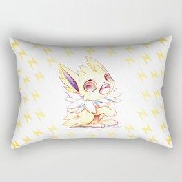 Cute little Jolteon Rectangular Pillow